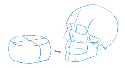 Cómo dibujar una boca realista humana, Dibucorp