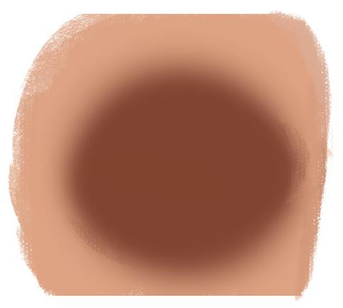 Cómo dibujar ojos, miradas realistas a color, paso 1