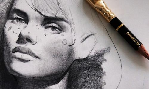 Cómo aprender a dibujar, Daniel Bolling