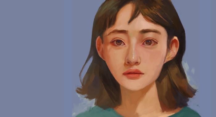 cómo dibujar un rostro realista