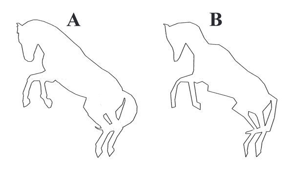 Formas y figuras en el dibujo, Dibucorp