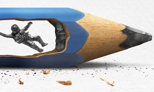 Consejo 1. Debes conocer tus lápices y materiales de dibujo