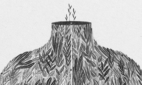 Consejo 15. Voltea tu dibujo con papel de calcar