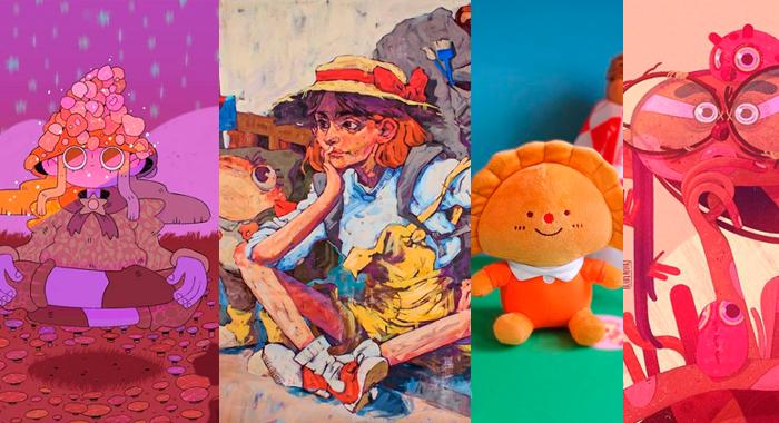 Las mejores Ilustradoras y Artistas Venezolanas, Dibucorp
